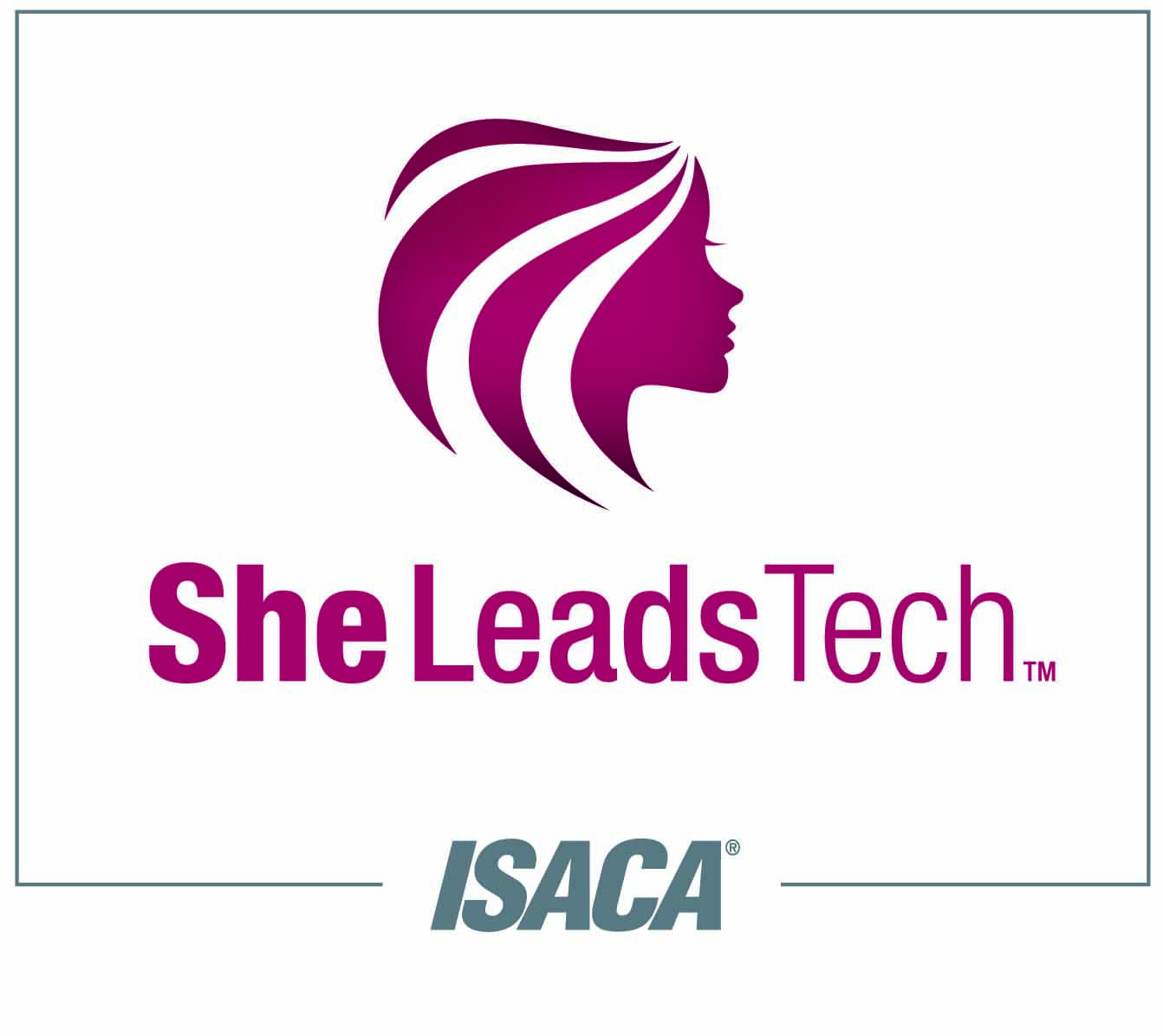 SheLeadsTech+ISACA+box